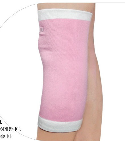 [Maternal] Korea kitten cotton knee high elastic knee brace/protection of origin all knee pads