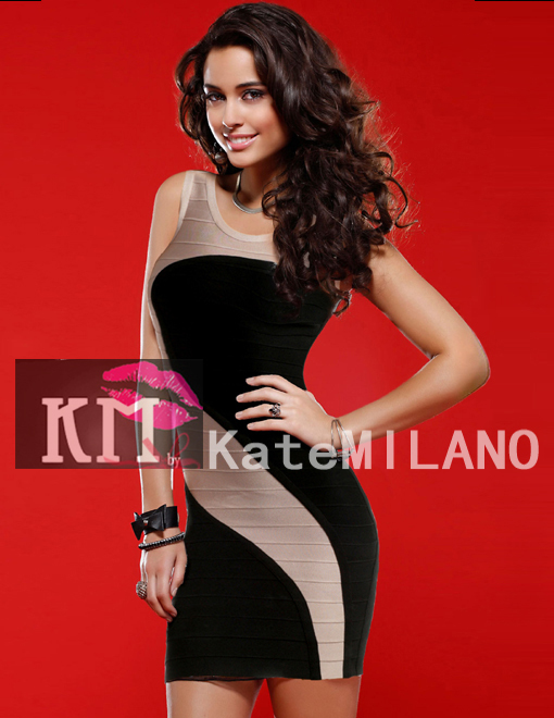 KM The new star of the same paragraph 2014 seasons of spring and summer dress toast dress skirt party dress