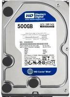 WD/西部数据 WD5000AVDS 500G 硬盘录像机专用 全新原装正品