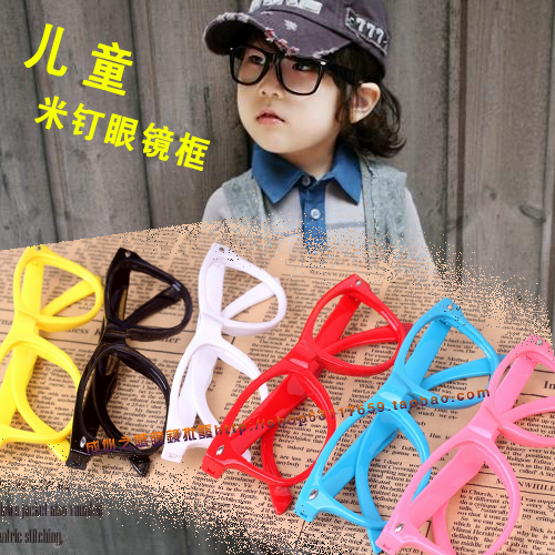 Baby Children's spectacle frames eyeglasses fashion m nail glasses frame myopia in children glasses for boys