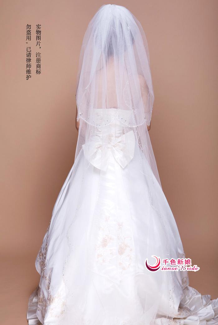 Фата Qianse bride 2655985