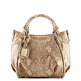 [ 4.6 fold ] Charles & amp; amp; Keith snakeskin pattern portable shoulder messenger bag woman CK2-50660065