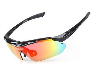 Маски мотоциклетные Rui Ши, подлинной Leopard Велоспорт спорта на открытом воздухе очки Очки солнцезащитные очки поляризованные пять пар объектив рыбий глаз