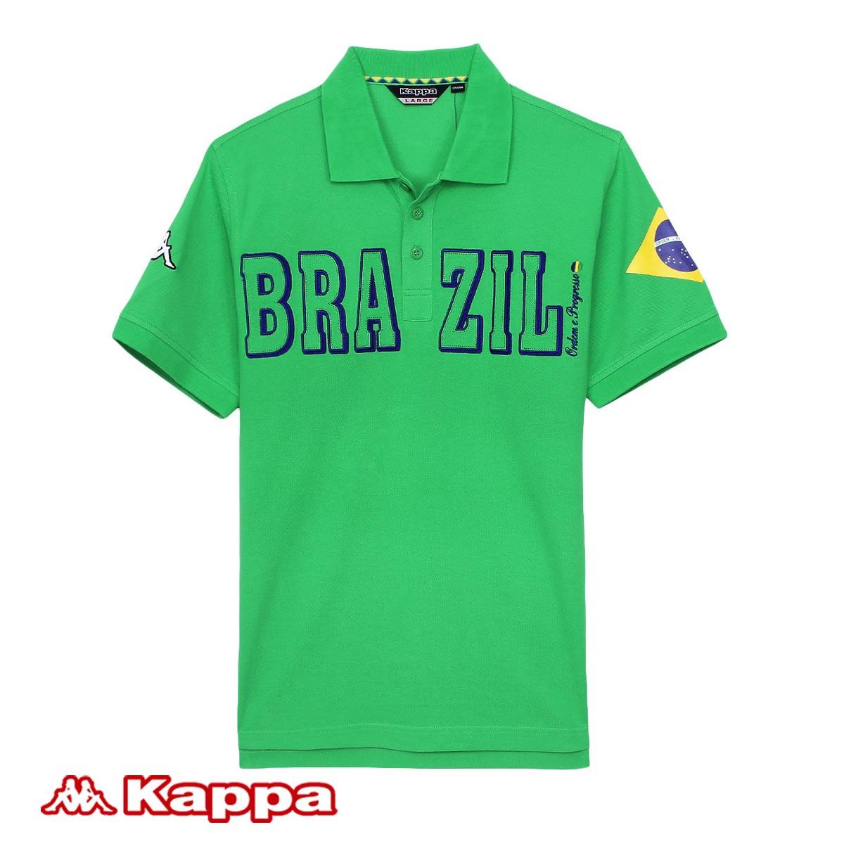 Рубашка поло KAPPA k2102pd411 POLO K2102PD41 Для мужчин Разное Стандартный Короткие рукава ( ≧35cm ) Надпись Для спорта и отдыха