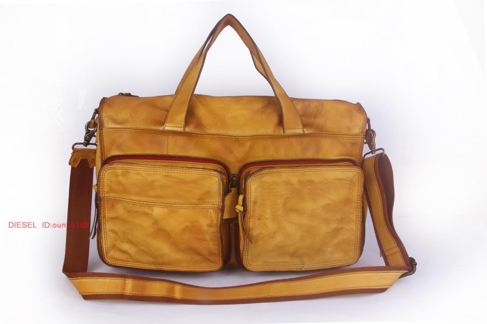 Сумка Diesel 60309 Die&sel/2012 сумочка с ремешком однотонный цвет кожа быка