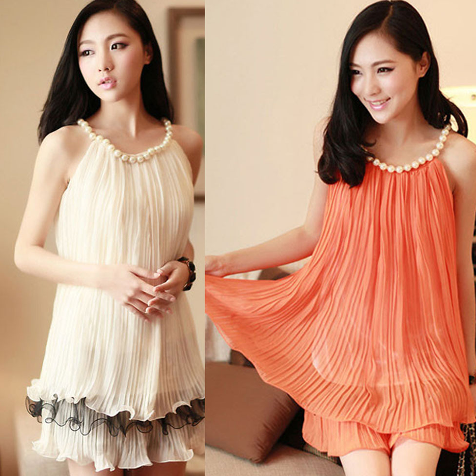 Женское платье Jane Yiyi t28972 2012 Лето 2012 Шифон