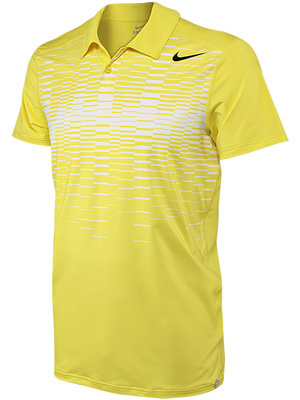 теннисная кепка Nike  2012 Advantage Geometric Polo