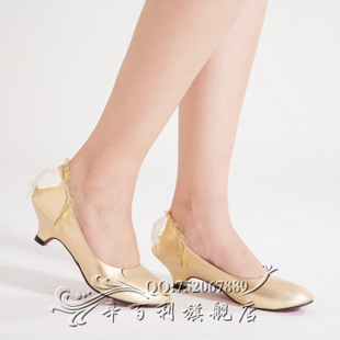 Wedding shoes 2011 new style wedding shoes, Bridal Shoes and wedding shoes red dress qipao shoes HX003