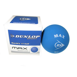 [Shop authentic] DUNLOP blue exercise ball wall balls -beginners special