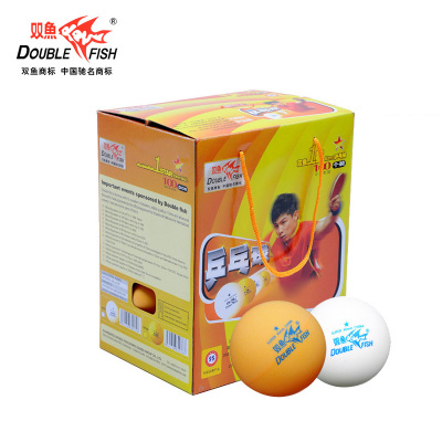 Special offer free shipping Genuine Star Pisces table tennis professional training game installed 100 orange / white outlets