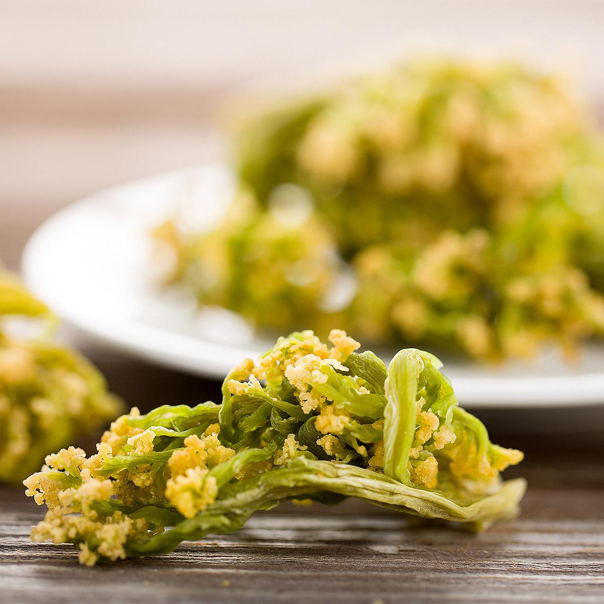 温州特产农家花菜干 花椰菜干 干花菜特产干货 无农药添加剂200g