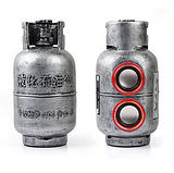 taobao english Gas tank sound modeling speaker card card player