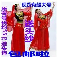 新款特价新疆印度舞蹈演出服装 民族舞台表演服 女装 肚皮舞服饰
