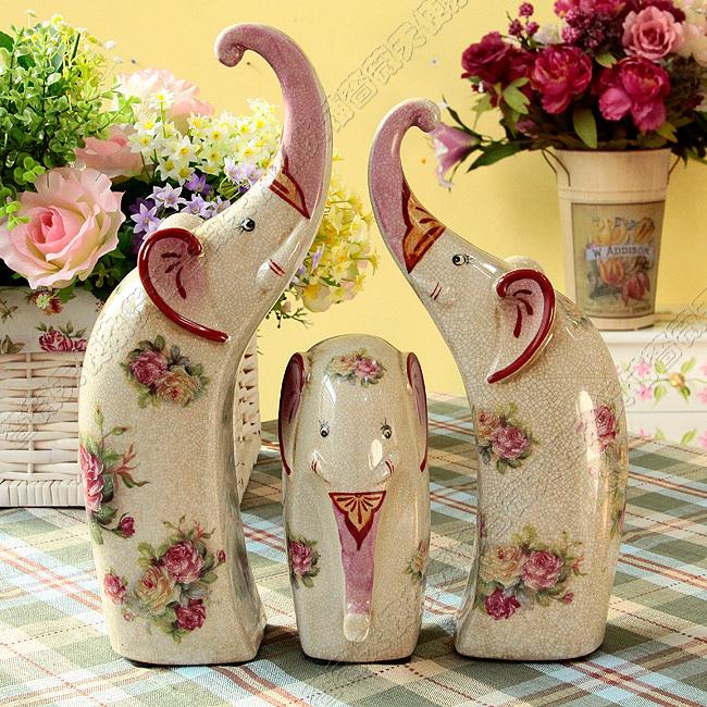 Декоративные украшения Деревенский стиль Из керамики
