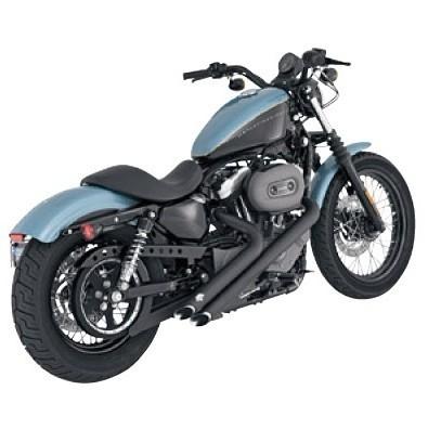 Экипировка для мотоциклиста V и h серии модифицированных Harley-Davidson выхлопных газов применяется к 883 Harley-Davidson 1200