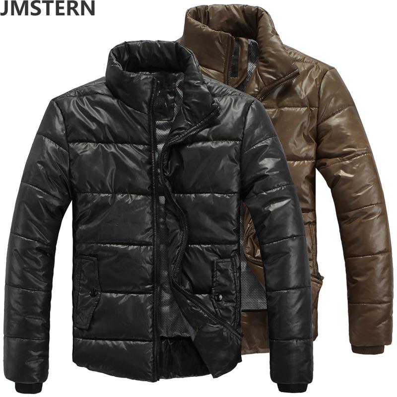 吉米斯特恩 冬季男装新款棉衣 男韩版休闲立领保暖外套棉服袄子潮