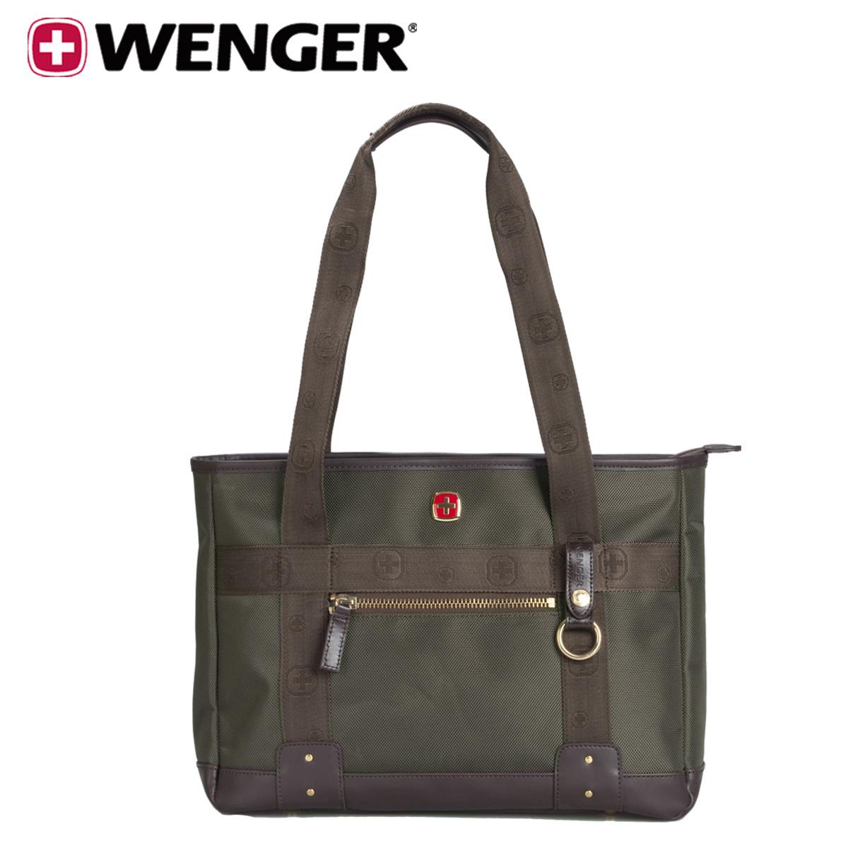 WENGER 威戈 女士单肩手提包