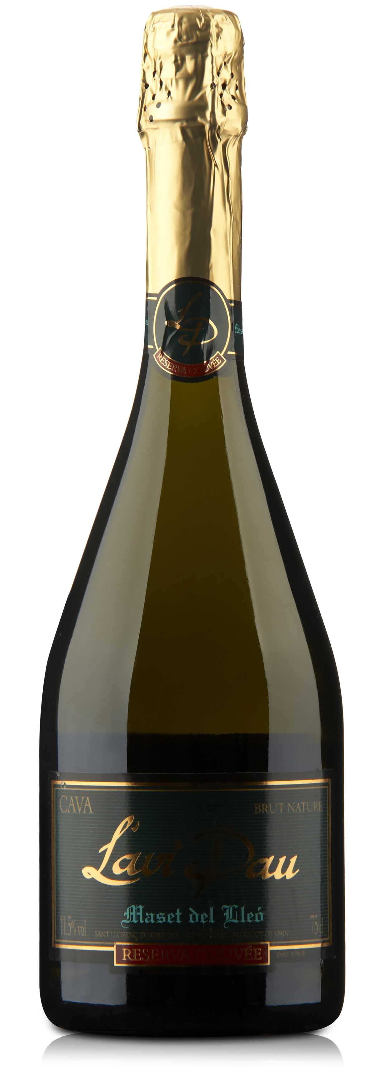 MASET 马赛特 拉维窖藏天然起泡葡萄酒