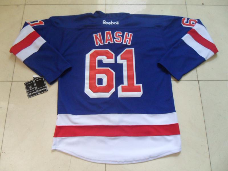 Одежда для занятий хоккеем NHL ice hockey clothes  NHL New York Rangers #61 NASH
