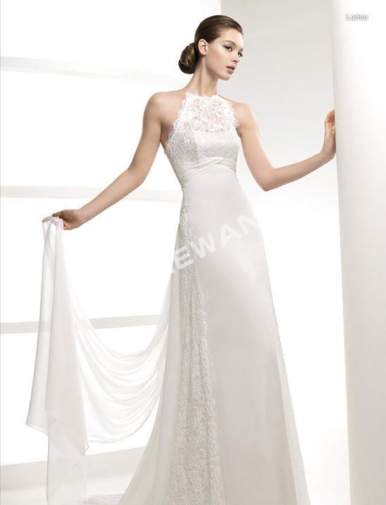 高级定制婚纱/幻 婚纱/婚纱 鱼尾 欧版/时尚 婚纱摄影服装