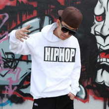 Honey Qiulin Street trend HIPHOP Cap shirt and guard clothing men loose hip hop Street Dance baggy hat shirt Thumbnail