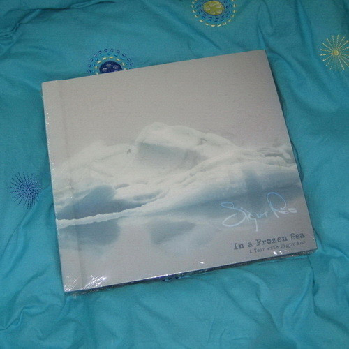 Музыка CD, DVD   Sigur Ros In Frozen Sea