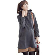 女之御 孕妇装 秋装上衣 时尚韩版孕妇外套 孕妇装新款上衣1A1161图片