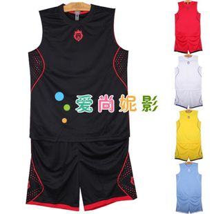 New Lion basketball clothing suits men's basketball basketball training clothing clothes clothing competition clothing basketball set