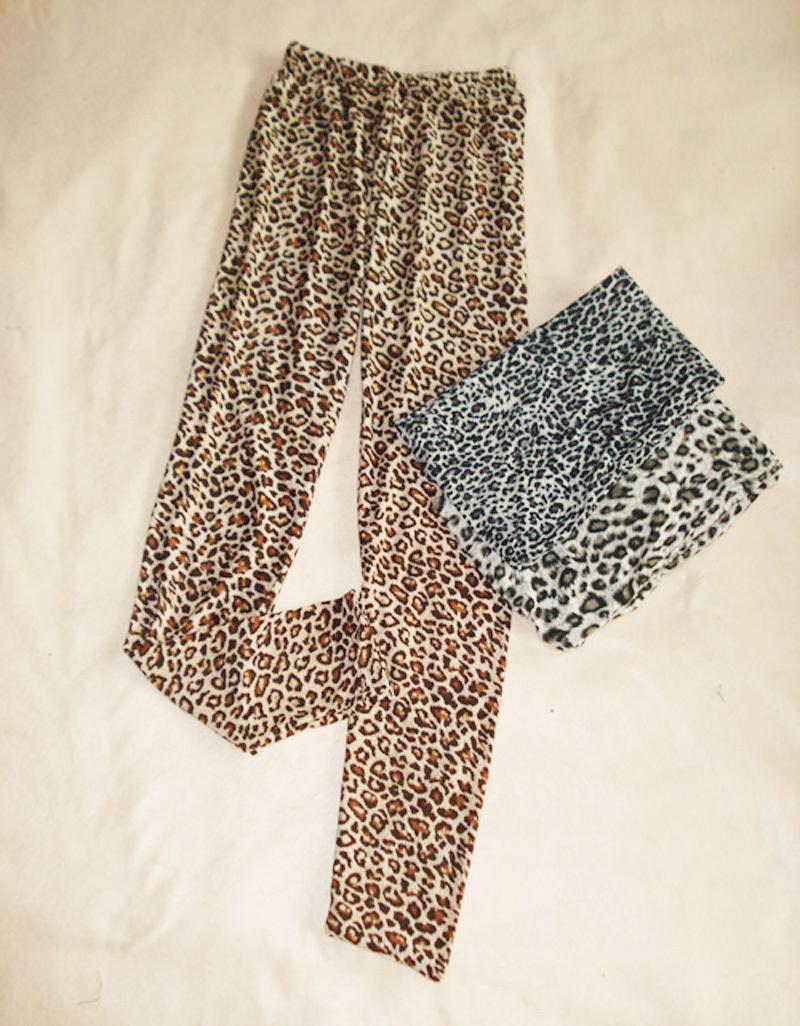 Леггинсы Виви продуктов весной и летом, дикого леопарда лосины карандаш ноги Слим похудение специальные убить электронной почты Брюки чуть выше щиколотки 100 хлопок