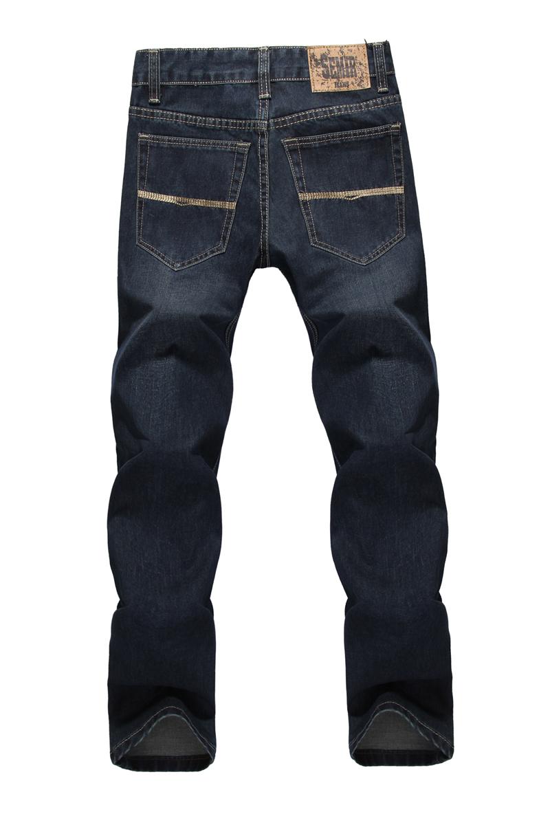 Джинсы мужские Others hst8001 Прямые брюки (окружность голени=окружности отворота) Стандартная джинсовая ткань 2012