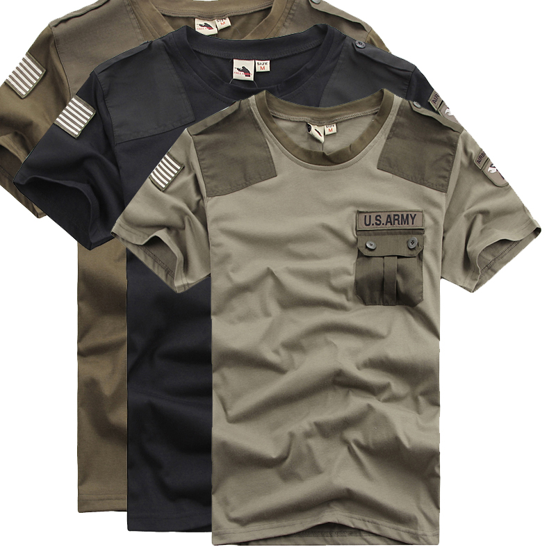 Free rider 3032# paratrooper in summer short sleeve t-shirt men's t shirts lovers t-shirts 包邮