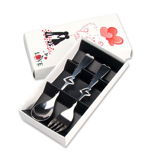 Japanese-style combination cutlery portable tableware fashion Japan set tableware couples tableware 80g