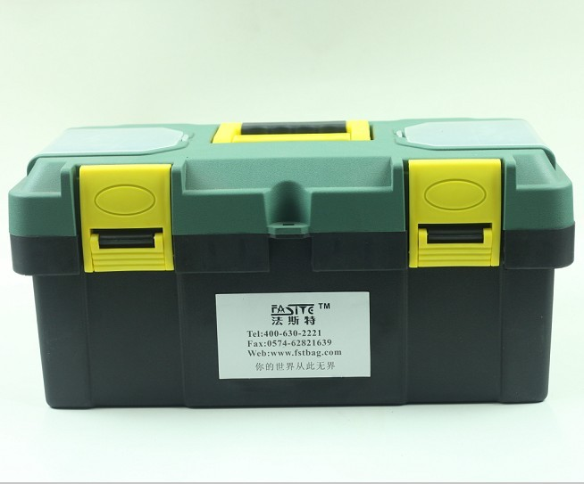 Genuine guaranteed Faast plastic Toolbox, portable art art boxes easy finishing tool box PT-6013
