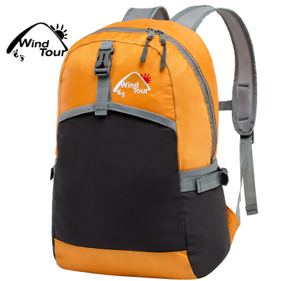 Slimming Fitness WindTour WeTop hiking backpack shoulder bag folding lightweight backpack backpack skin