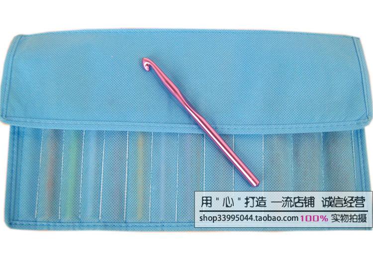 Аксессуар Ткачество крючком наборы Организатор Вязаный комплект 13-контактном корпусе