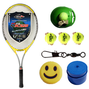 Special price EEK Po 6,601 single tennis tennis ladies are new to tennis training package making a genuine beginner