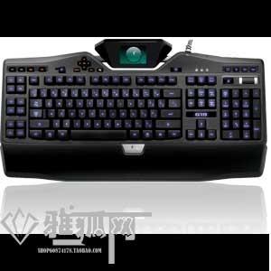 Клавиатура Logitech  G19