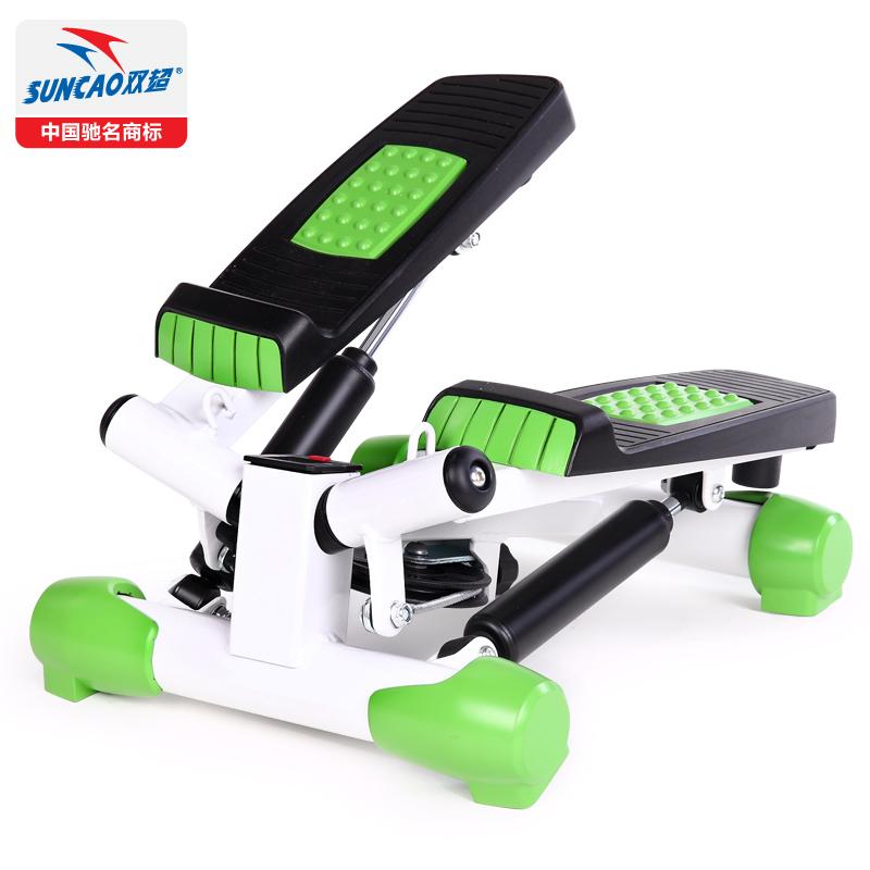 双超正品静音左右摇摆多功能踏步机家用跑步瘦身减肥运动健身器材