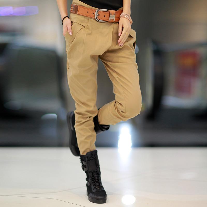 Женские брюки K78 Длинные брюки Гаремные брюки Casual Другое