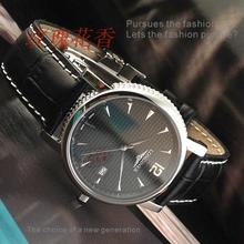 Sapphire crystal, quartz movement imported circular watch Men's Watch