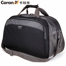 Han edition bag authentic Carla sheep's shoulder hand short-distance travel bags C3189 natural capacity
