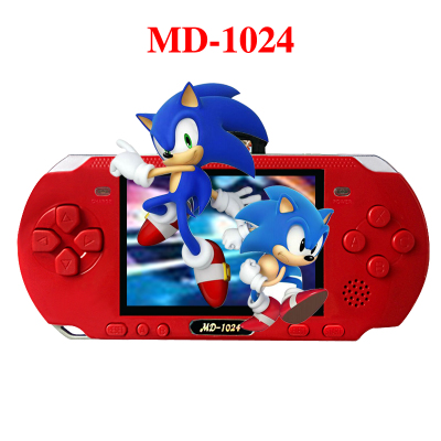 Children's toy factory PVP handheld game consoles for children 8-color retro classic consoles FC