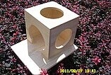 Golden devil squid squirrel nest Chinchilla supplies nest platform wooden chalet balcony wooden huts nest nest