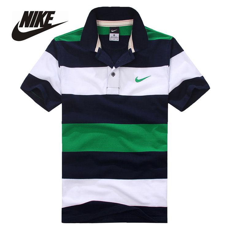 Спортивная футболка Nike wn1219 Свободный Воротник-стойка Короткие рукава ( ≧35cm ) 100 Влагопоглощающие, Защита от ультрафиолетового излучения, Быстросохнущие Логотип бренда, Простое, однотонное