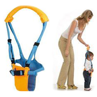 [$ 9.9 10 free email]-Golden Crown basket toddler/baby-assisted learning to walk Walker
