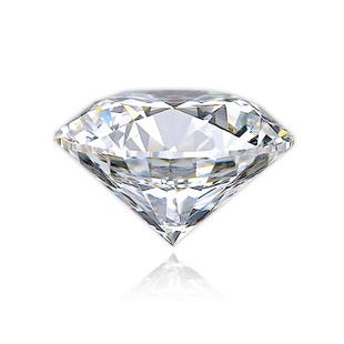 孚乐泰GIA裸钻石1.00克拉 H色 SI2净度 3EX完美切工 裸钻批发