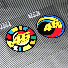 Turning a TUTU sticker VR46 rossi AGV element model of the new motorcycle reflective sticker decals