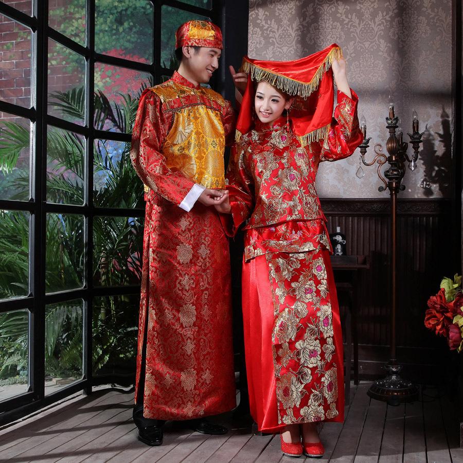 秀轩丽影 明星款秀禾服古装婚服新娘嫁衣中式婚礼服结婚服敬酒服图片