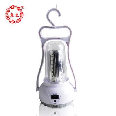 Bear fire F21 outdoor essential travel home charging LED emergency lights lantern light tent / camp lights