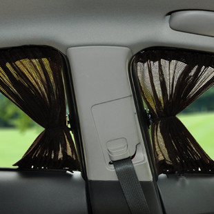 G59 curtains Flex vehicles along anti-UV sun-shading curtain for vehicle aluminum alloy curtain track